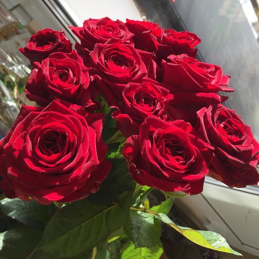 Букет «11 Ред наоми»