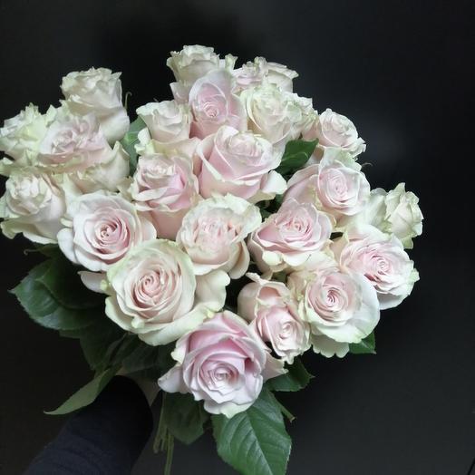 Дарю нежность: букеты цветов на заказ Flowwow