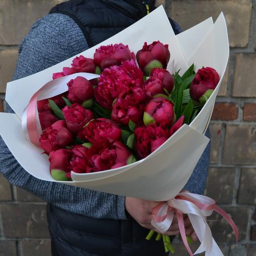 Милый образ: букеты цветов на заказ Flowwow