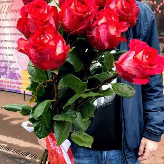 """Букет голландских роз """"Amore"""""""