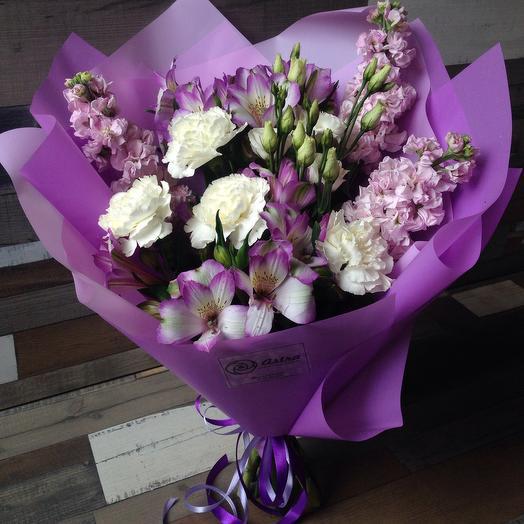 Ежевичные Истории: букеты цветов на заказ Flowwow
