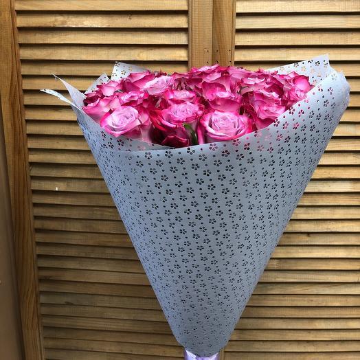 Ночная сказка: букеты цветов на заказ Flowwow