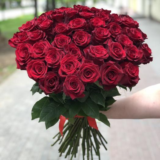 Розы 51