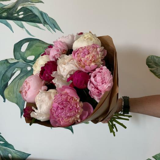 Набор 15: букеты цветов на заказ Flowwow