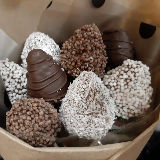 Шоколадная клубника