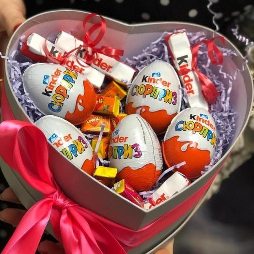 """Сладкий подарок """"LOVE IS"""""""