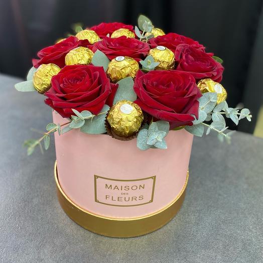 Композиция «Ferrero Rocher