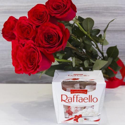 Подарочный набор с Рафаэлло