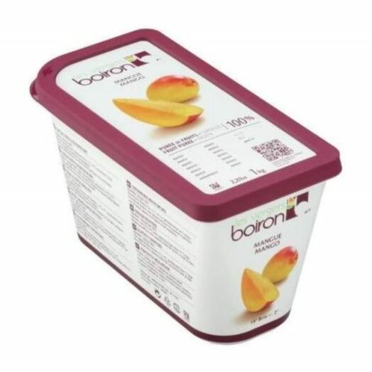 Пюре из манго Замороженное ТМ Boiron 1 кг