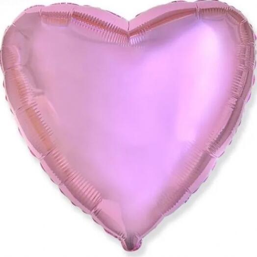 Сердца фольгированные