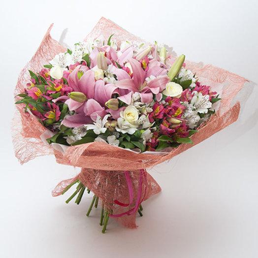 Букет Сказочный день: букеты цветов на заказ Flowwow