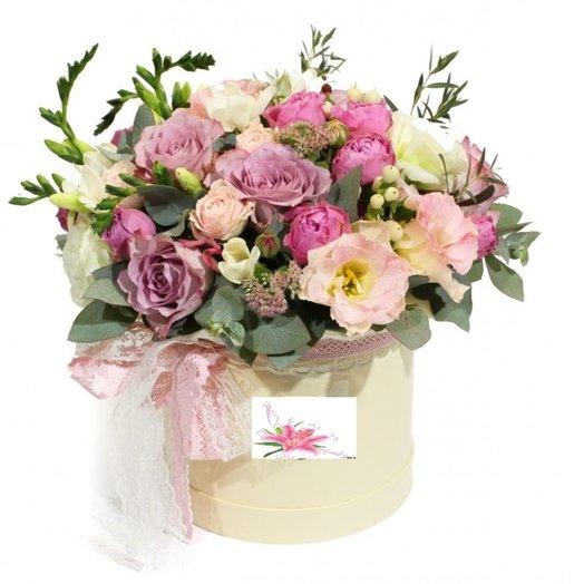 Букет № 67 Бонни: букеты цветов на заказ Flowwow