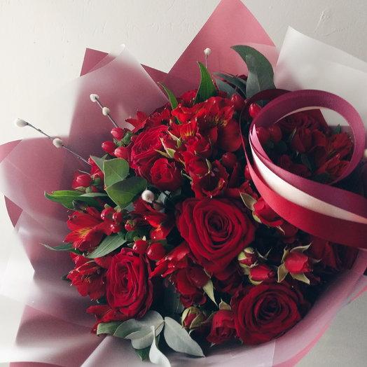 Instinct: букеты цветов на заказ Flowwow