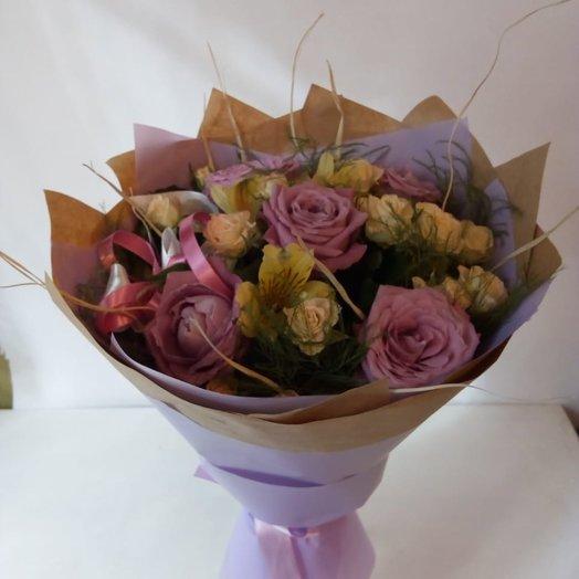 Для тебя : букеты цветов на заказ Flowwow