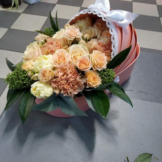 Композиция Люлька ): букеты цветов на заказ Flowwow