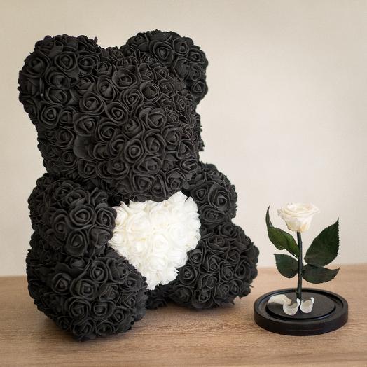 Подарочный набор 2: букеты цветов на заказ Flowwow
