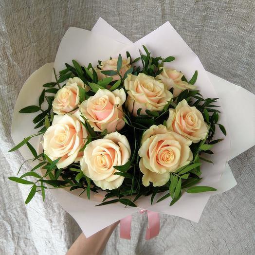 Неженка-2: букеты цветов на заказ Flowwow