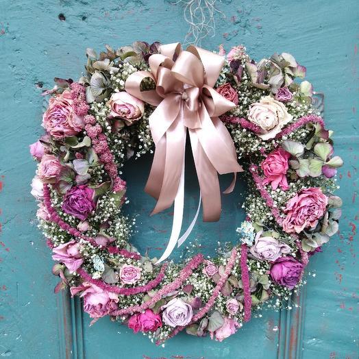 Венок Декор: букеты цветов на заказ Flowwow