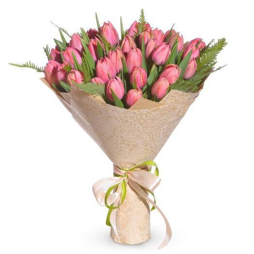 """Букет """"весна"""": букеты цветов на заказ Flowwow"""