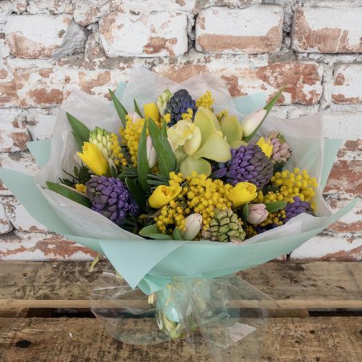 Гранте: букеты цветов на заказ Flowwow