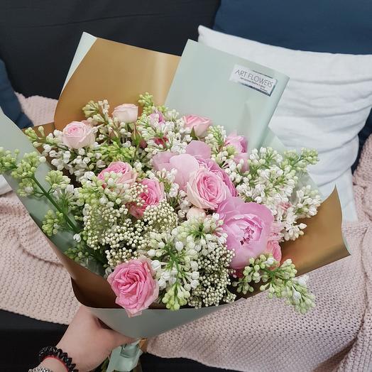Милена: букеты цветов на заказ Flowwow