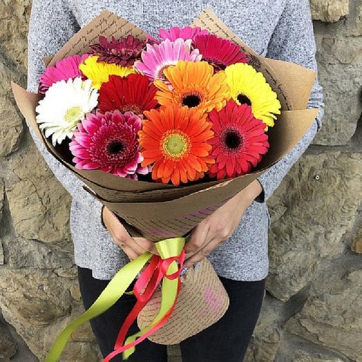 Герберки: букеты цветов на заказ Flowwow