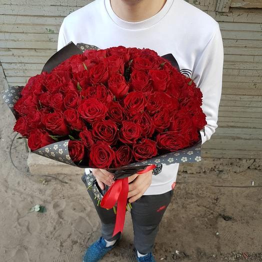 Эква: букеты цветов на заказ Flowwow