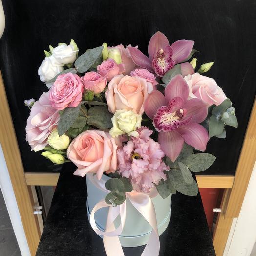 Нежность😽: букеты цветов на заказ Flowwow