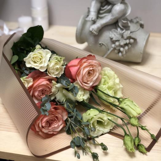 Элайн: букеты цветов на заказ Flowwow