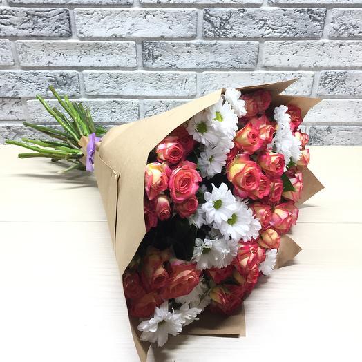 Bouquet 2: букеты цветов на заказ Flowwow