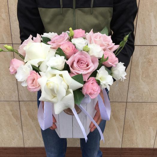 Сара: букеты цветов на заказ Flowwow