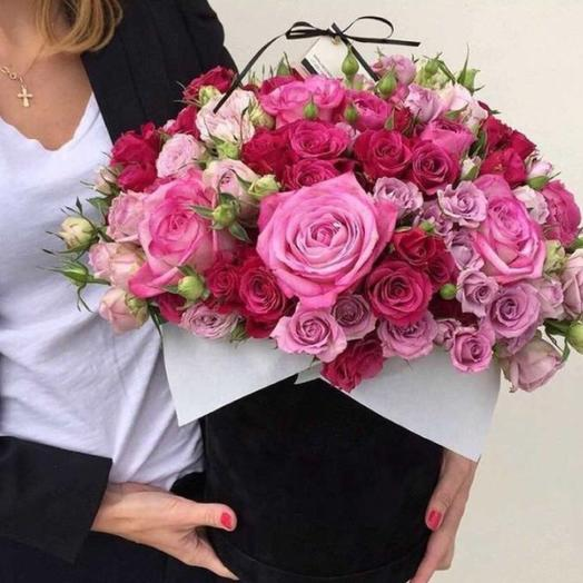 Праздник для души: букеты цветов на заказ Flowwow