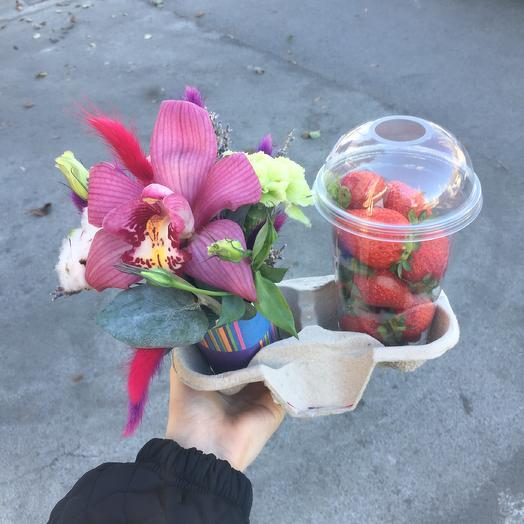 Витамины: букеты цветов на заказ Flowwow