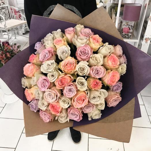 51 роза style