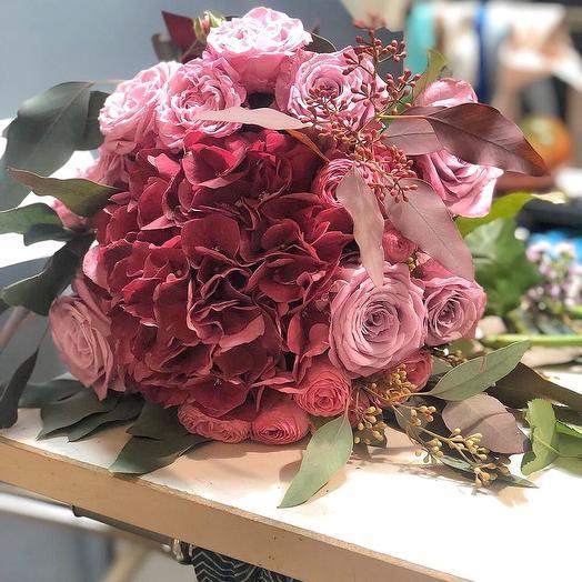 0001: букеты цветов на заказ Flowwow