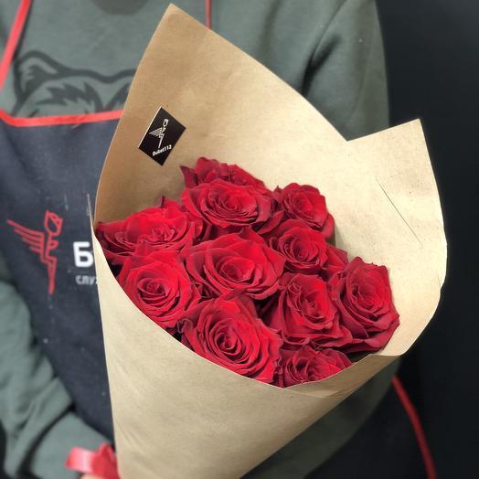 ✅ 11 Роз премиум в Крафте