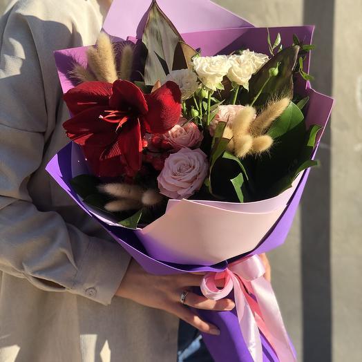 Bouquet: flowers to order Flowwow