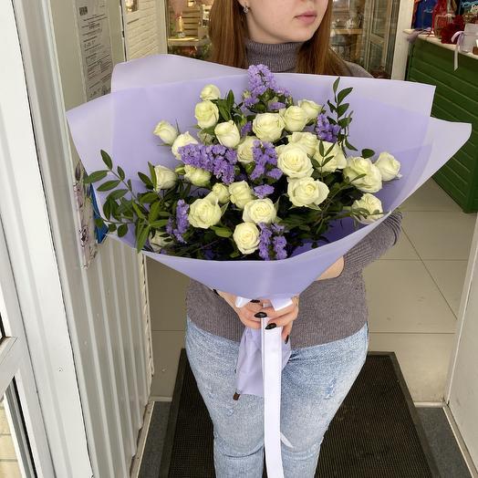 Violetta: flowers to order Flowwow