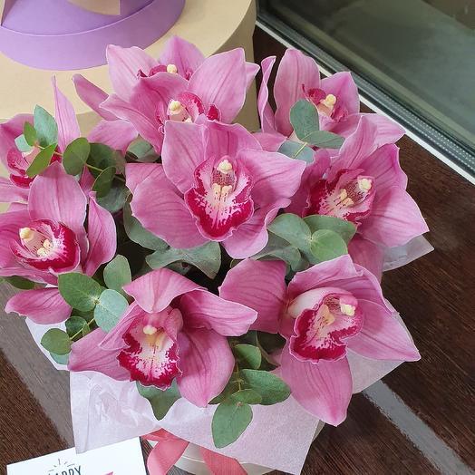 Орхидейка: букеты цветов на заказ Flowwow