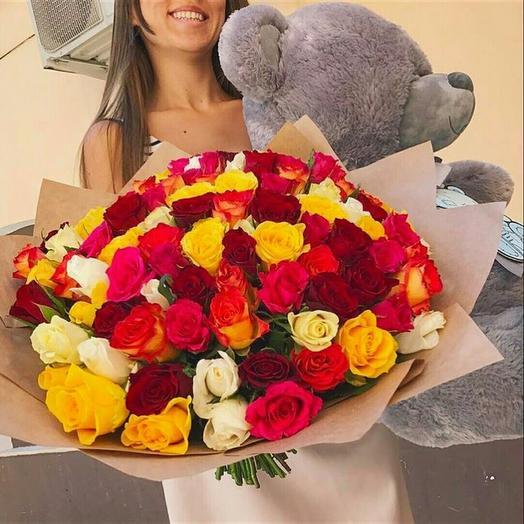 Малышки: букеты цветов на заказ Flowwow