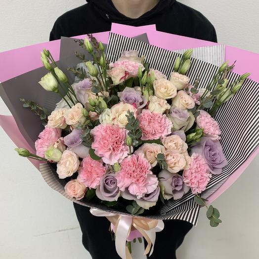 Pink baby: букеты цветов на заказ Flowwow