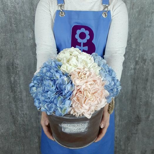 В тихий полдень: букеты цветов на заказ Flowwow