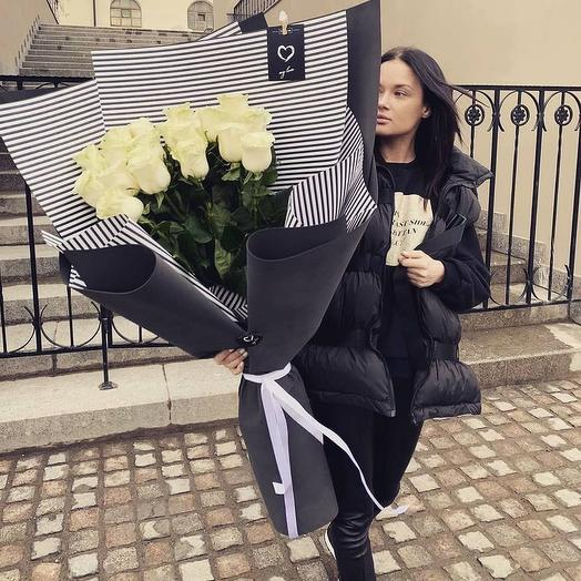 Stylish designer bouquet