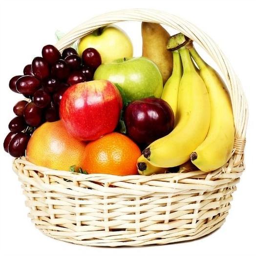 Корзина с фруктами «Витаминная»