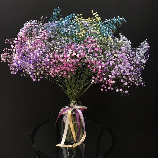 Туманность Андромеды: букеты цветов на заказ Flowwow