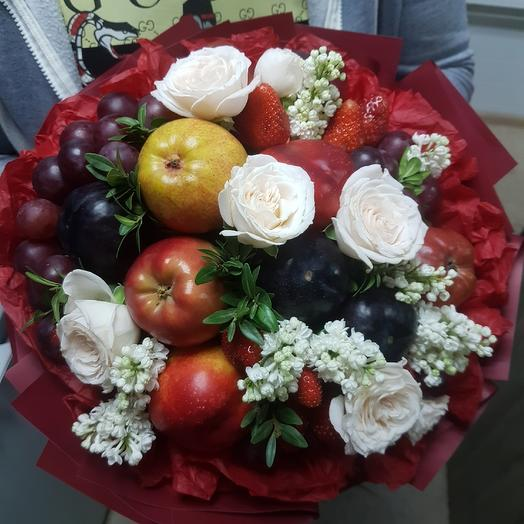 Bouquet of 36: flowers to order Flowwow