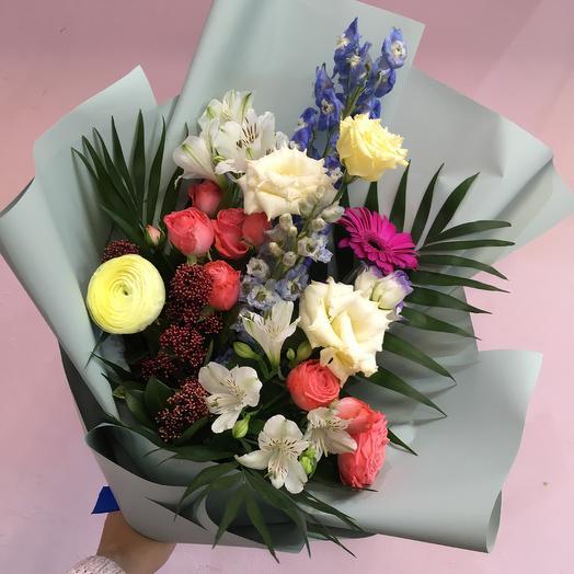 Букет «Дельфин»: букеты цветов на заказ Flowwow