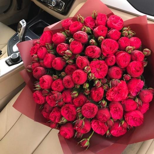 """Букет роз """"самой прекрасной"""""""