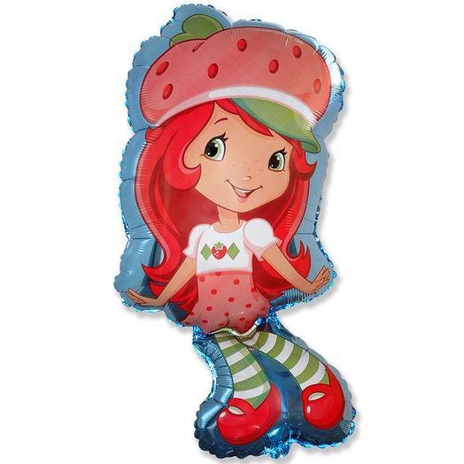 Девочка ягодка