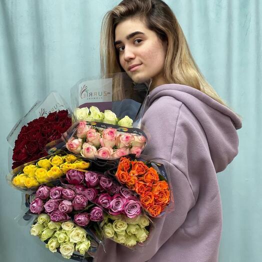 Роза 40-45 см